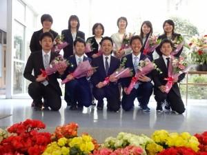 わが愛すべき長野中学校の皆さん!お世話になりました!