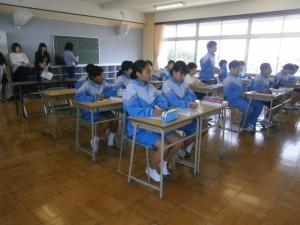 授業参観・PTA総会