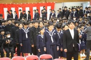 入学式・始業式