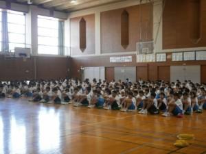 放課後全校集会